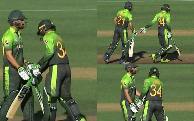 न्यूजीलैंड और पाकिस्तान के खिलाफ अंतिम मैच में हुआ कुछ ऐसा देखकर शाम तक नहीं रुकेगी हंसी 12