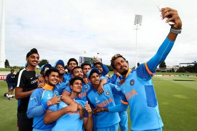 राहुल द्रविड ने अपनी अंडर-19 टीम को दिया गुरुमंत्र, कहा आईपीएल हर साल आएंगे, विश्वकप नहीं 2
