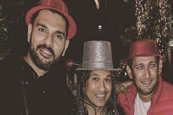 NEW YEAR: नए साल के उपलक्ष में सिक्सर किंग युवराज सिंह ने देशवासियों से की एक खास अपील 1