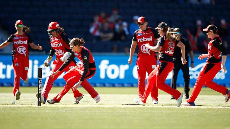 VIDEO: जीत के जश्न में विकेटकीपर ने उछाली गेंद ...और सुपर ओवर में पहुंचा मैच, जाने बिग बैश के इस मैच में क्या हुआ 1