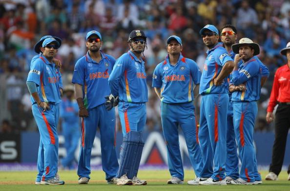 भारतीय क्रिकेट टीम ने इस तिरंगे वाली जर्सी में कभी नहीं खेला कोई अंतर्राष्ट्रीय मैच, जानिये पूरा सच 2