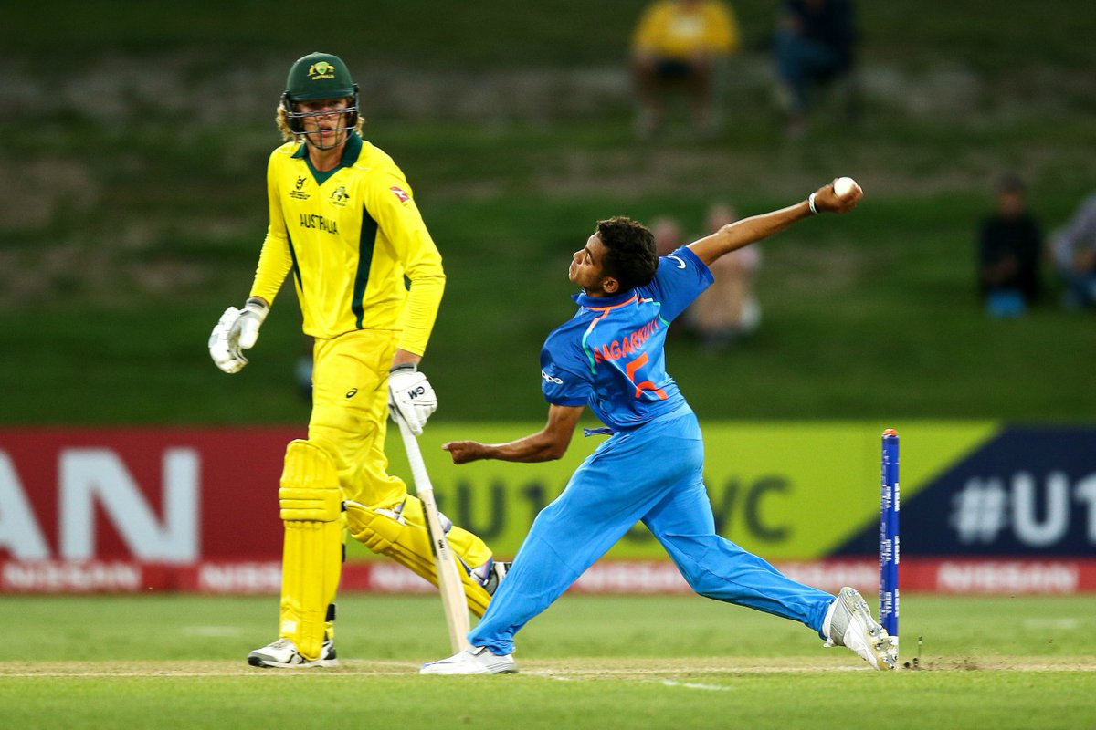 अंडर-19 विश्व विजेता टीम के इस एकलव्य का भारतीय टीम में कौन है द्रौणाचार्य, खुद बताया उस खिलाड़ी का नाम जिसे देखकर सीखी गेंदबाजी 1