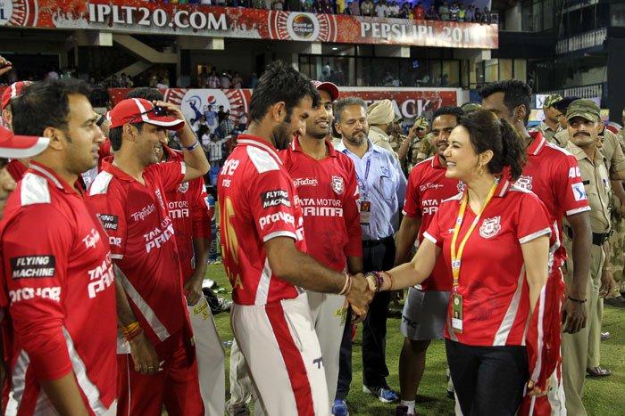 प्रीति जिंटा से किंग्स इलेवन पंजाब की कप्तानी लेना चाहता है ये खिलाड़ी, खुद बोला दिल की बात 1