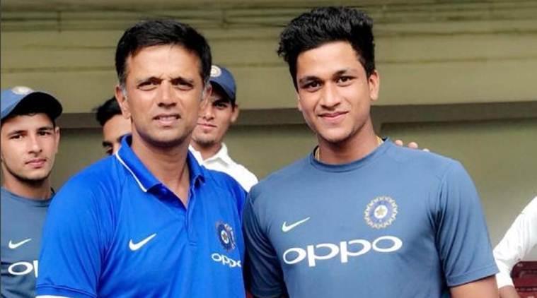 फाइनल मैच के हीरो रहे मनजोत कालरा ने किया खुलासा, राहुल द्रविड़ ने इस कारण से खिलाड़ियों को आईपीएल की नीलामी देखने से रोका