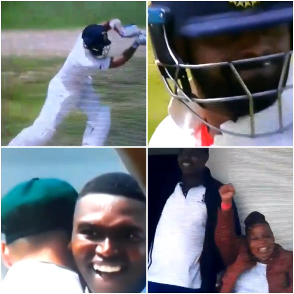 वीडियो : 42.4 ओवर में जब लुंगी नागीदी ने लिया विराट का विकेट, तो विराट हुए गुस्सा लेकिन देखने लायक थी लुंगी के माता-पिता का रिएक्शन 1