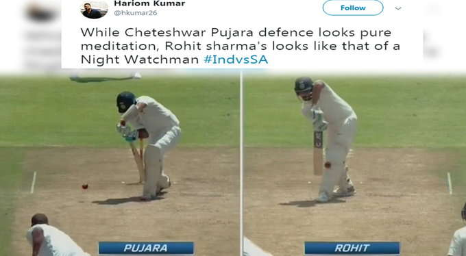 59 गेंदों में 11 रन की पारी खेलना रोहित को पड़ा भारी आये ऐसे कमेन्ट सुनकर नहीं रुकेगी हंसी 8