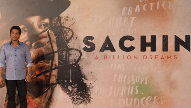 'सचिन : ए बिलियन ड्रीम्स' को मिले 2 फिल्म अवार्ड 3