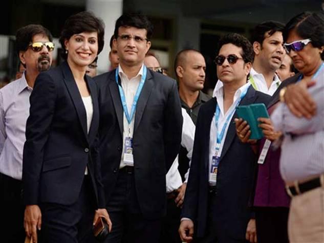 कल से शुरू हो रहे आईसीसी अंडर-19 क्रिकेट विश्वकप के लिए आईसीसी ने सौरव गांगुली और अंजुम चोपड़ा को दी ये बड़ी जिम्मेदारी 4
