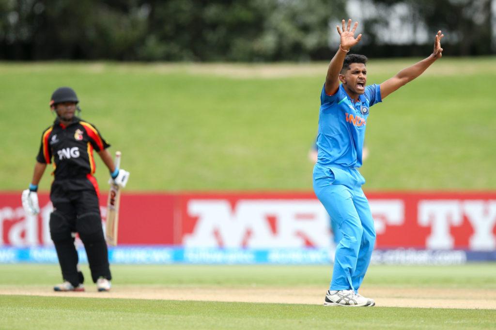 अंडर-19 विश्व विजेता टीम के इस एकलव्य का भारतीय टीम में कौन है द्रौणाचार्य, खुद बताया उस खिलाड़ी का नाम जिसे देखकर सीखी गेंदबाजी 4
