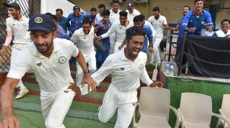 रणजी ट्रॉफी का पहला खिताब जीतने के बाद विदर्भ के कप्तान फैज फजल ने दिया भावुक बयान, भारत के लिए खेलना नहीं इसको बताया अपनी सबसे बड़ी उपलब्धि 4