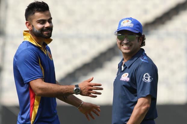 विराट कोहली के आईसीसी के सर्वश्रेष्ठ क्रिकेटर चुने जाने के बाद सचिन तेंदुलकर ने भेजा विराट को दिल छु जाने वाला संदेश 6