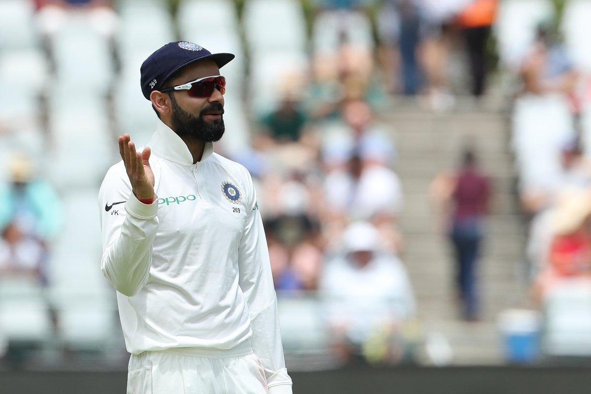 साउथ अफ्रीकन कप्तान फाफ डू प्लेसिस की आलोचना के बाद अब खुद विराट कोहली ने बताया रहाणे और राहुल को बाहर करने का असली कारण 4