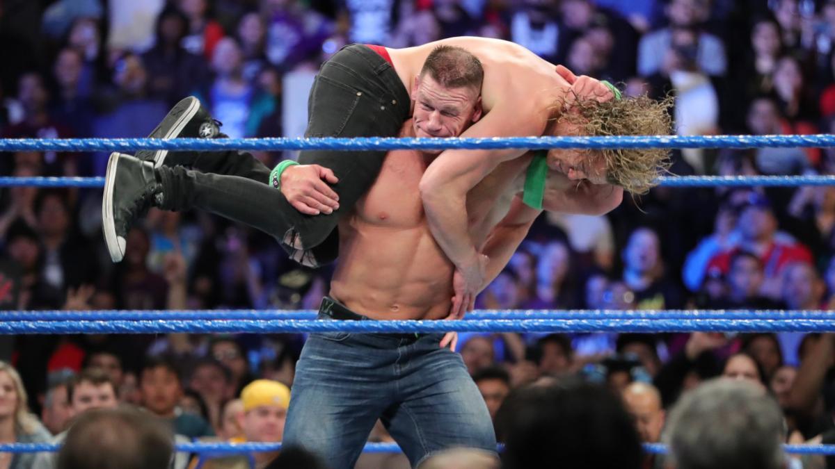 SMACKDOWN OFFAIR: कैमरा बंद होते ही इन रेस्लरो के बीच लड़ा गया शानदार मैच 15