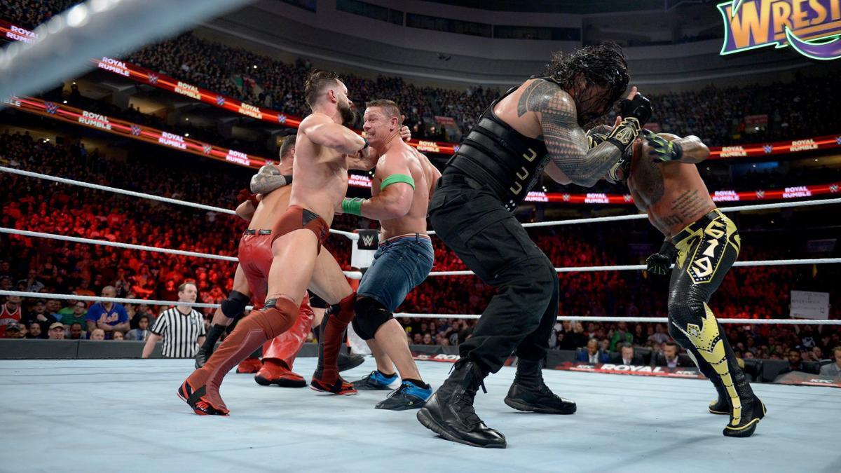 रॉयल रम्बल में कैमियो करने वाले इस रेस्लर की पूरी तरह से होने जा रही है WWE में वापसी 10
