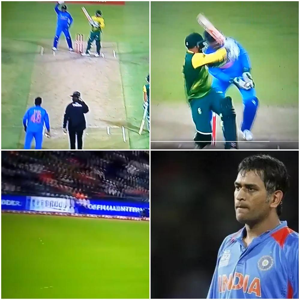 VIDEO: 13.5 ओवर में सुरेश रैना ने नहीं मानी विकेट के पीछे खड़े माही की बात, उसके बाद रैना का हुआ ऐसा हश्र की भूल गये गेंदबाजी 1
