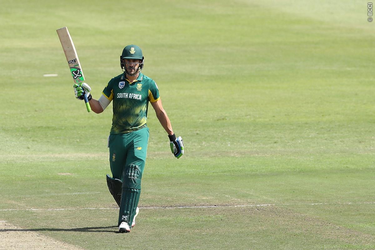 कप्तान फाफ ने मैच के बाद जताई निराशा, इन 2 खिलाड़ियों को ठहराया साउथ अफ्रीका की हार का जिम्मेदार 3