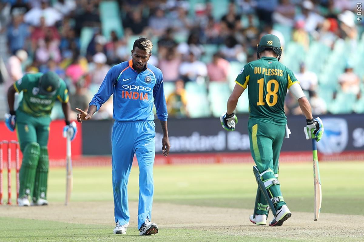 कप्तान फाफ ने मैच के बाद जताई निराशा, इन 2 खिलाड़ियों को ठहराया साउथ अफ्रीका की हार का जिम्मेदार 1