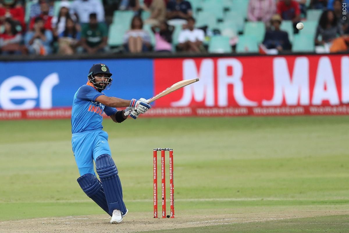 कप्तान कोहली ने शतक को लेकर किया बड़ा खुलासा, वही कुलदीप नही इस खिलाड़ी की वजह से ज्यादा खुश है कोहली 2