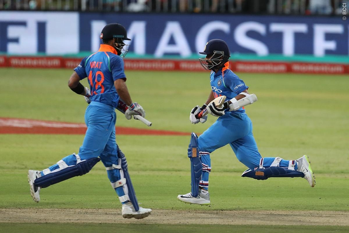 मैच जीतने के बाद कोहली ने कुलदीप या चहल को नही बल्कि इस खिलाड़ी को विराट कोहली ने दिया पूरा श्रेय 4