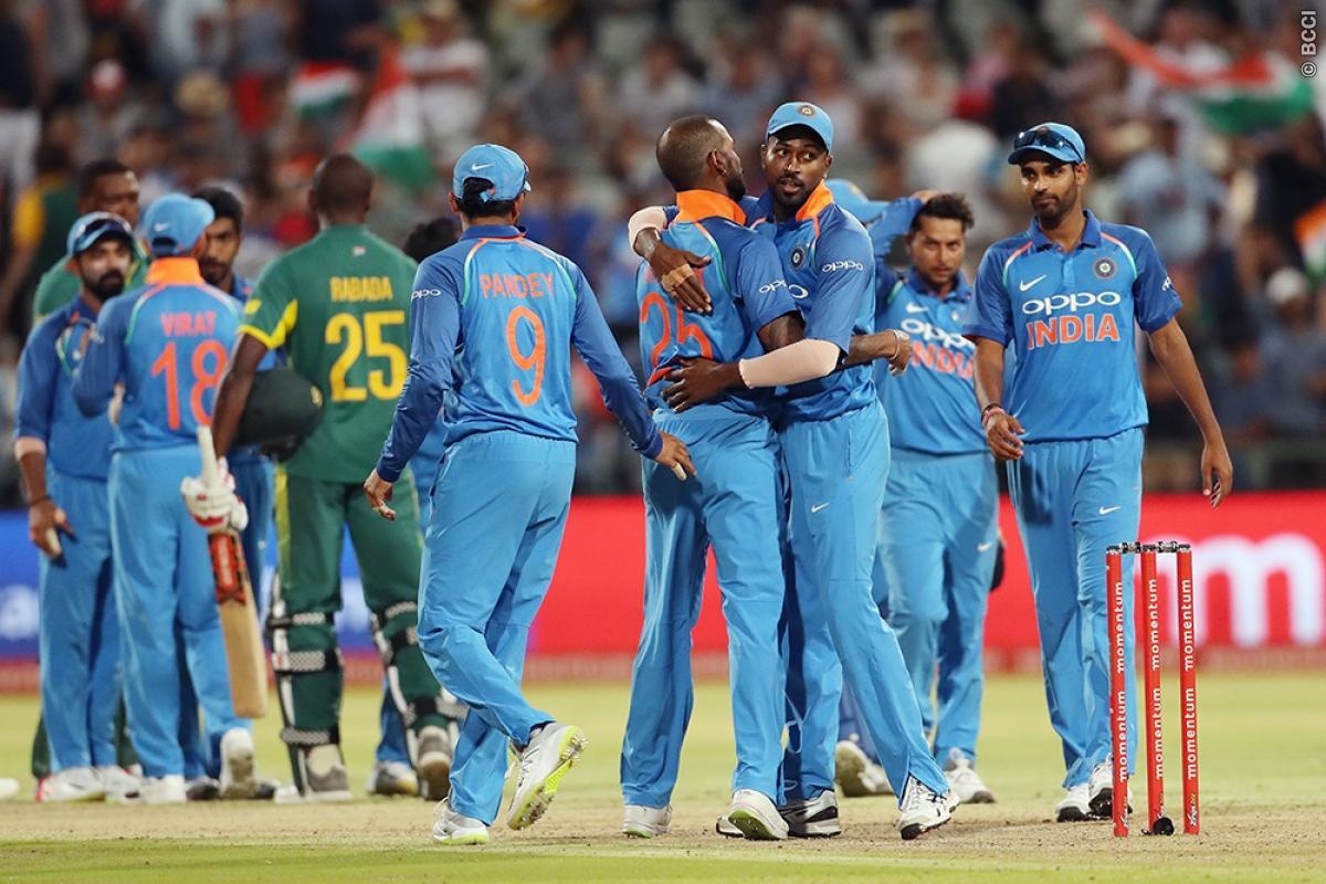 विराट कोहली के शतक से नहीं बल्कि धोनी के इस चाल से मिली भारत को अफ्रीका के खिलाफ लगातार 3 जीत 1