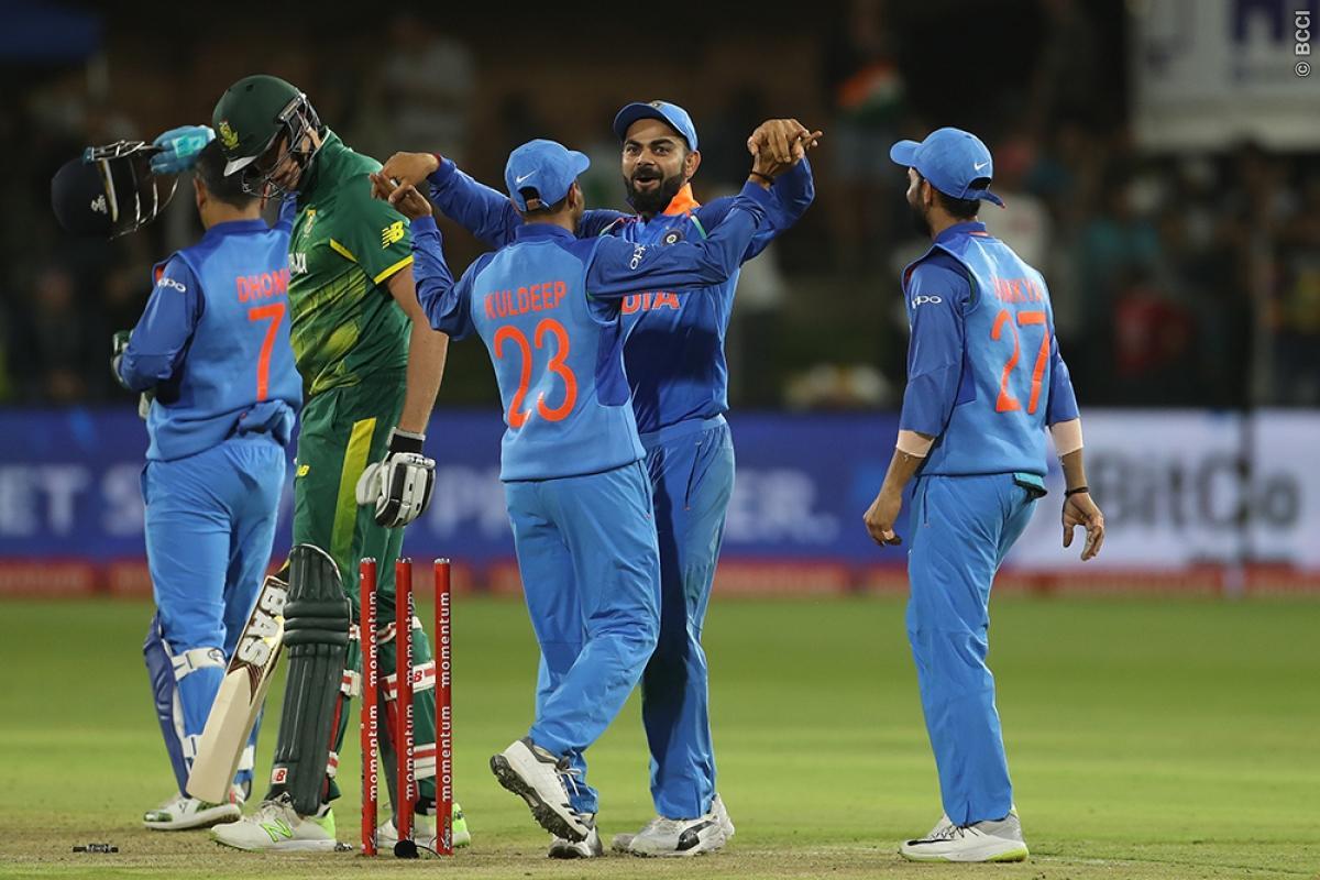 ये हैं वो 5 बड़े कारण जिनके चलते टेस्ट सीरीज जीतने के बाद भारत के खिलाफ एकदिवसीय सीरीज जीतने में नाकाम रही दक्षिण अफ्रीका की टीम