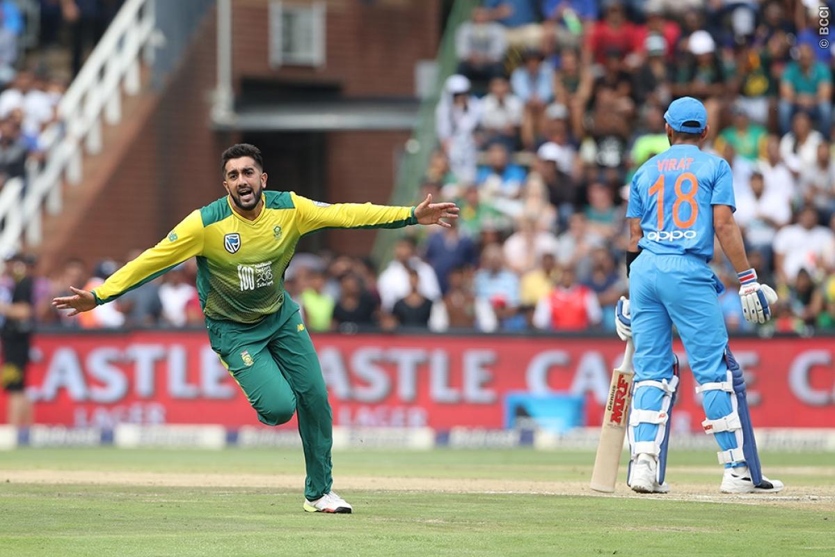भारत के खिलाफ दुसरे टी-20 से पहले साउथ अफ्रीका के युवा तेज गेंदबाज जूनियर डाला ने उजागर किया अफ्रीकी टीम की रणनीति, भारत को हराने के लिए किया खास तैयारी 3