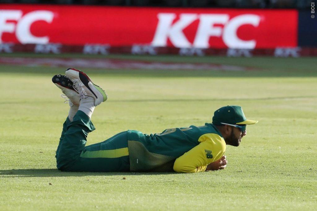दक्षिण अफ्रीका की हार पर कोच ओटिस गिब्सन ने सीधे-तौर पर इन्हें ठहराया हार का जिम्मेदार 3
