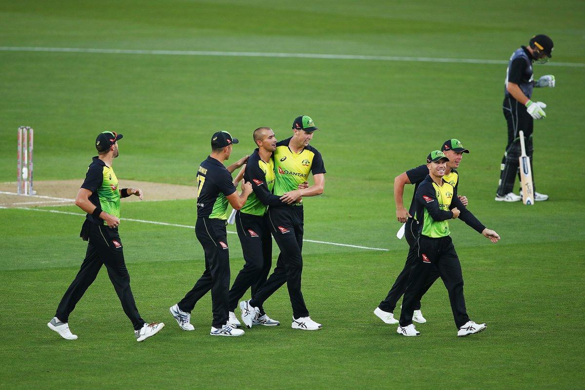 ऑस्ट्रेलियाई टीम ने बनाया टी20 क्रिकेट में एक और बड़ा रिकॉर्ड, अब इस मामले में दुनिया की नम्बर 1 टीम बनी ऑस्ट्रेलिया