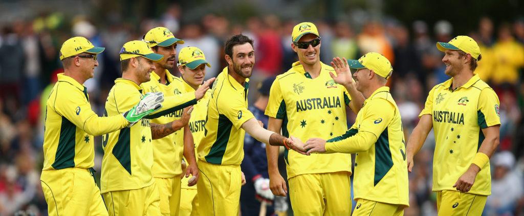 Australia team aanounced for icc champions trophy