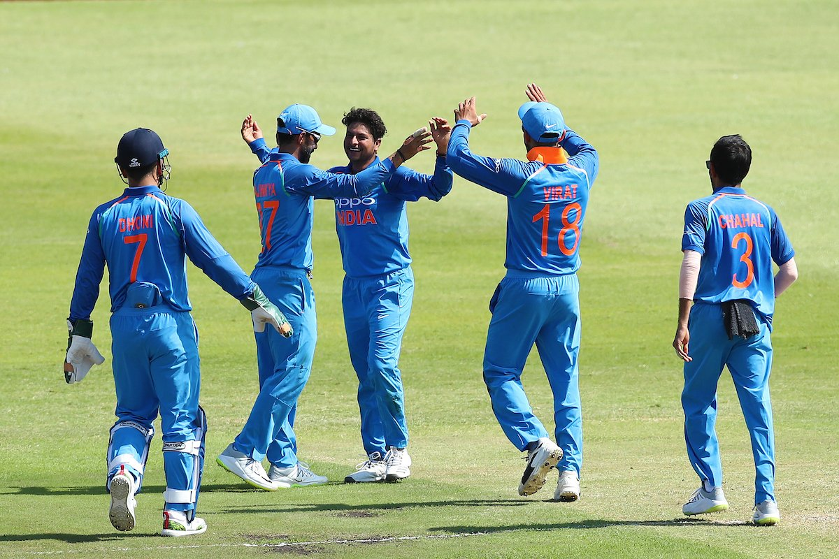 मैच जीतने के बाद कोहली ने कुलदीप या चहल को नही बल्कि इस खिलाड़ी को विराट कोहली ने दिया पूरा श्रेय 3