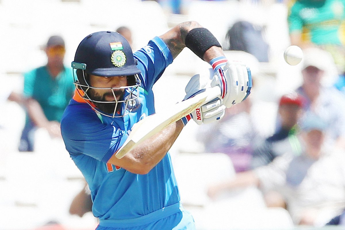 STATS: केपटाउन में विराट कोहली ने लगाई रिकार्ड्स की झड़ी, मैच में बने कुल 26 रिकार्ड्स 12