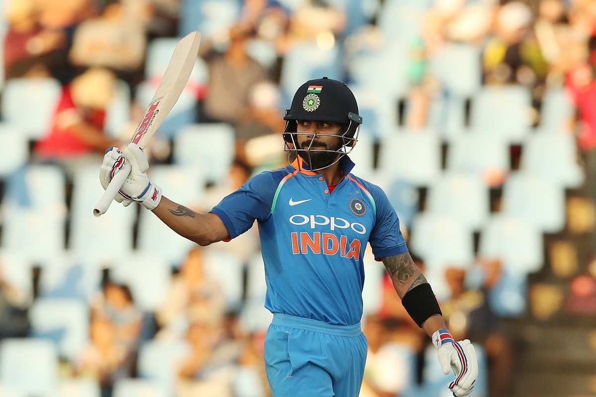 STATS: विराट कोहली और टीम इंडिया ने रचा इतिहास मैच में बने 10, 15 नहीं बल्कि कुल 23 अविस्मरणीय रिकार्ड्स 4
