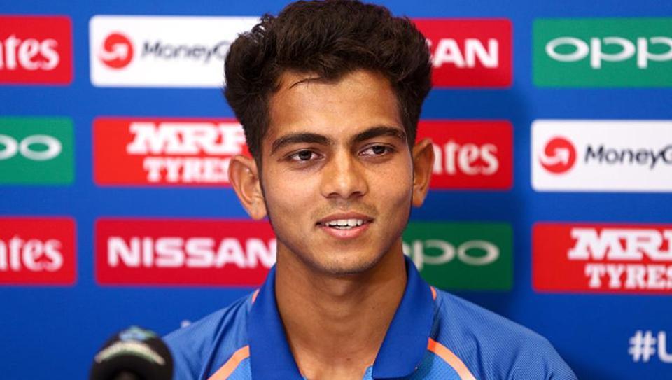 केकेआर के युवा तेज गेंदबाज कमलेश नागरकोटी ने बताया, किस शख्स से सीख रहे गेंदबाजी के गुण 2