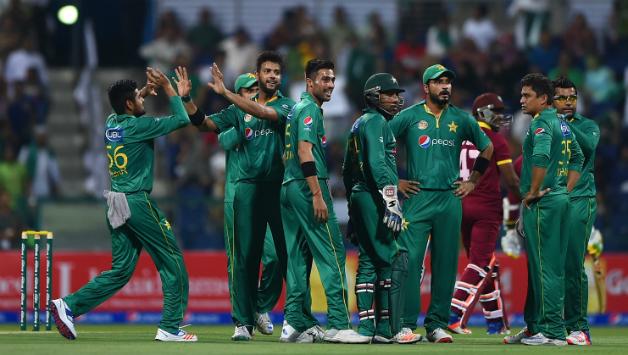 Pakistan vs West Indies AFP