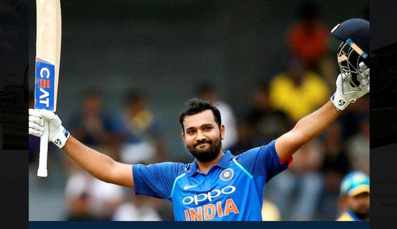 Rohit Sharma Cricket Twitter