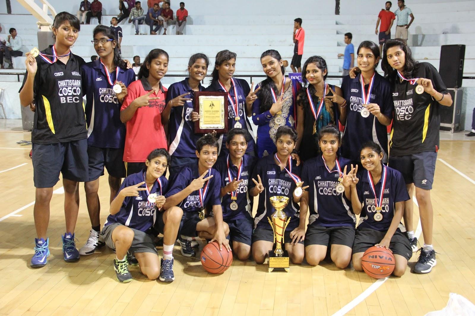 खेलो इंडिया स्कूल गेम्स (बास्केटबॉल) : पंजाब के लड़के, केरल की लड़कियां चैम्पियन 1