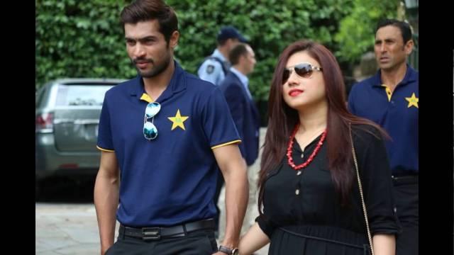 किसी बॉलीवुड एक्ट्रेस से कम नहीं है मोहम्मद आमिर की पत्नी, फिक्सिंग की सजा काटते हुए जेल में हुआ था प्यार 2