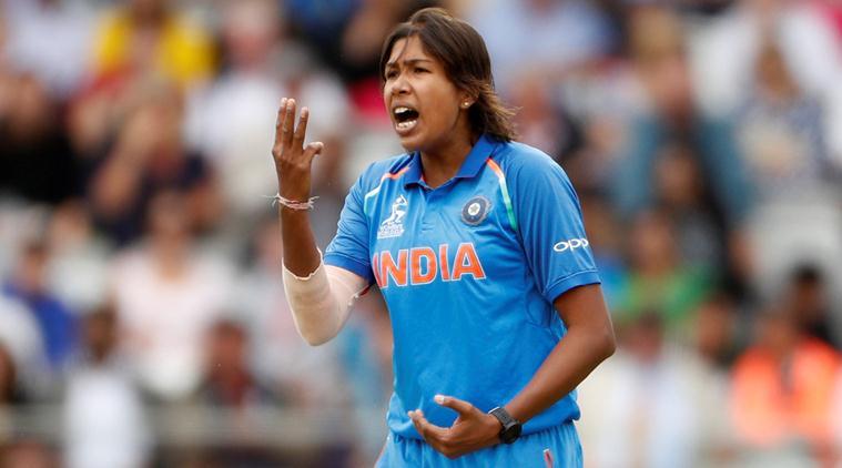 रिकॉर्ड- भारतीय महिला क्रिकेट की सबसे अनुभवी खिलाड़ी झूलन गोस्वामी ने किया वो कारनामा जो अब से पहले नहीं कर सका कोई भी खिलाड़ी 1