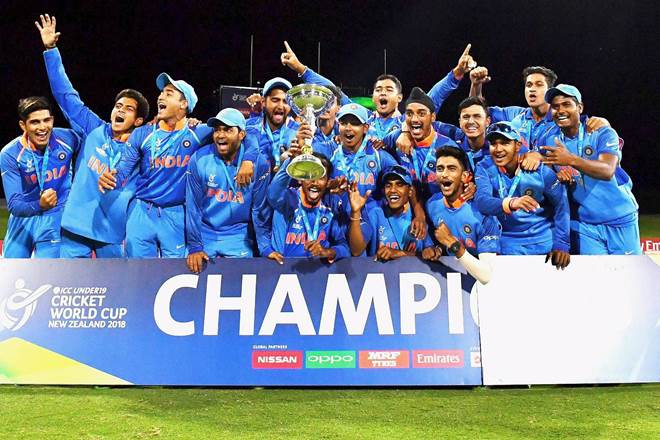 फाइनल मैच के हीरो रहे मनजोत कालरा ने किया खुलासा, राहुल द्रविड़ ने इस कारण से खिलाड़ियों को आईपीएल की नीलामी देखने से रोका 1