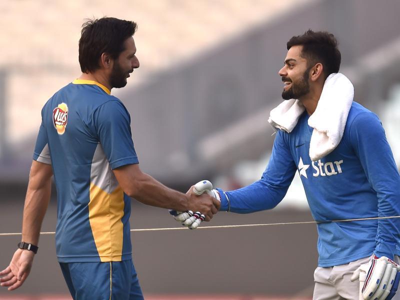 भारत के खिलाफ हमेशा जहर उगलने वाले शाहिद अफरीदी ने बताए, पसंदीदा भारतीय खिलाड़ियों के नाम 7