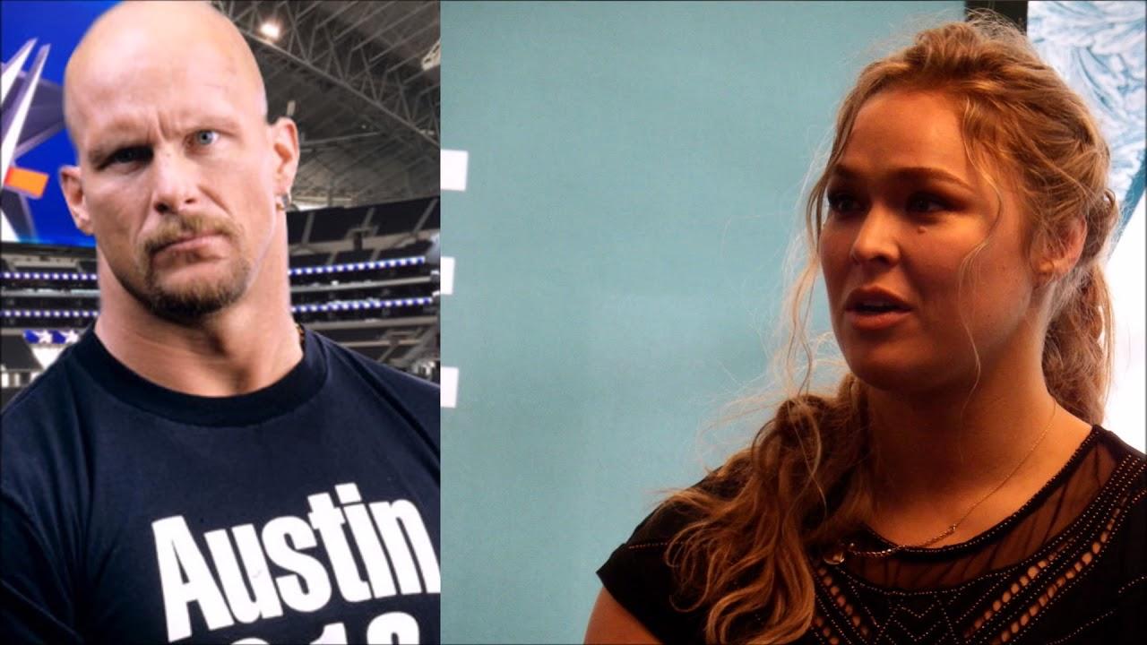 RUMOUR: क्या WWE रोंडा राउजी को स्टोन कोल्ड जैसी स्टोरीलाइन देने जा रही है ? 8