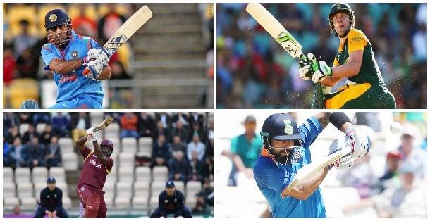 10 हजार रन के लिए इन खिलाड़ियों के बीच लगी हैं होड़ धोनी, विराट, डीविलियर्स और गेल में कौन रचेगा सबसे पहले इतिहास