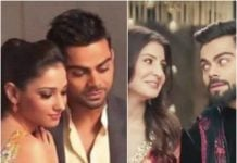 Virat kohli affair with bahubali actress before anushka love