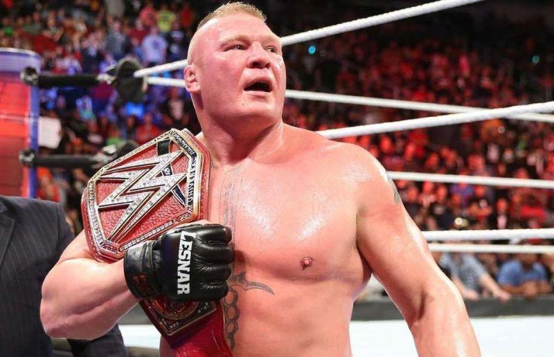 ब्रोक लेसनर को रेसलमेनिया 34 के बाद इन वजहों से छोड़ देनी चाहिए WWE 14