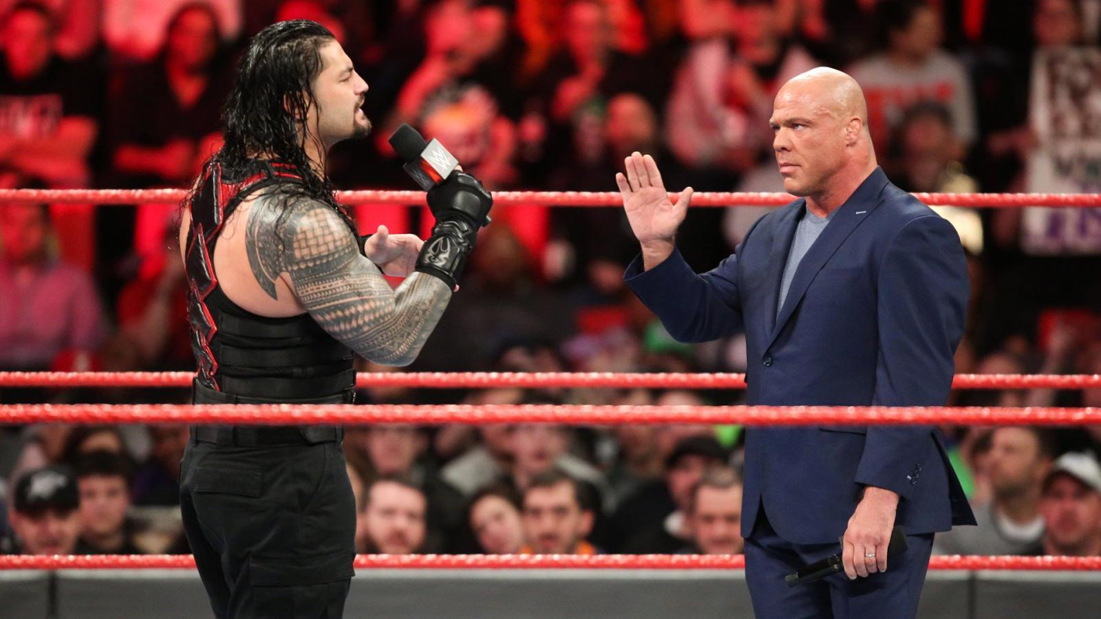 WWE RAW रिजल्ट्स 13 मार्च 2018: ये रहे मैचो के रिजल्ट्स 6
