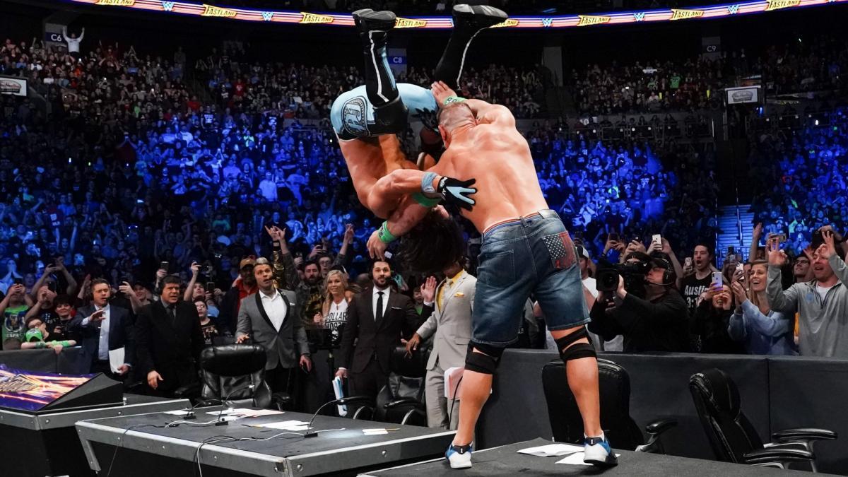WWE FASTLANE रिजल्ट्स: ये रहे सभी मैचो के रिजल्ट्स 7