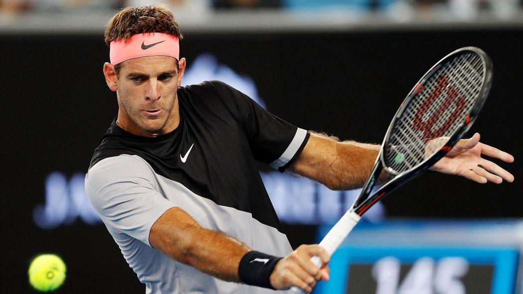 टेनिस : सेमीफाइनल में पहुंचे डेल पोट्रो 3