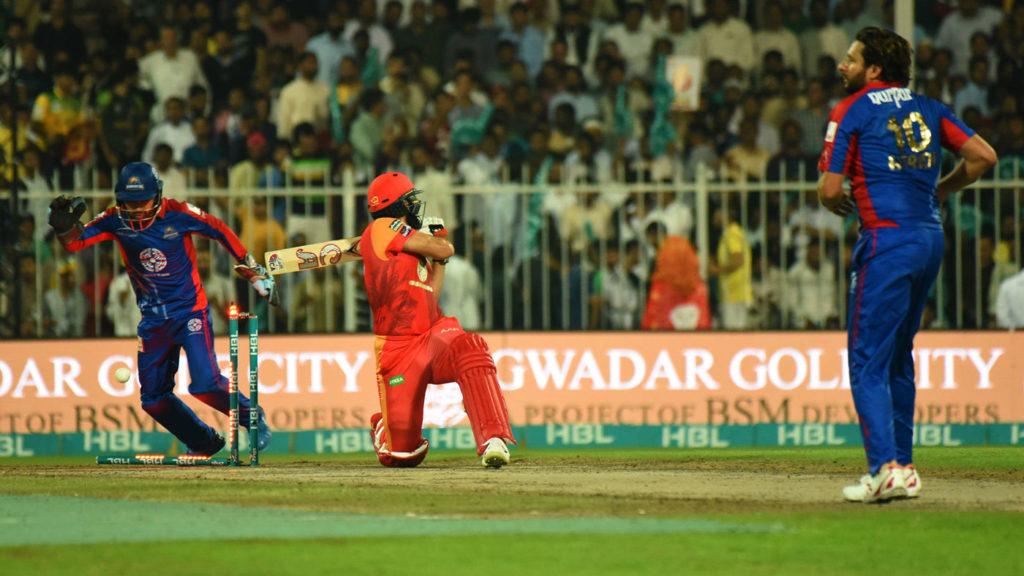 PSL: जीत के रथ पर सवार इस्लामाबाद यूनाइटेड को 7 विकेट से हरा कराची किंग्स ने दर्ज की रोमांचक जीत 5