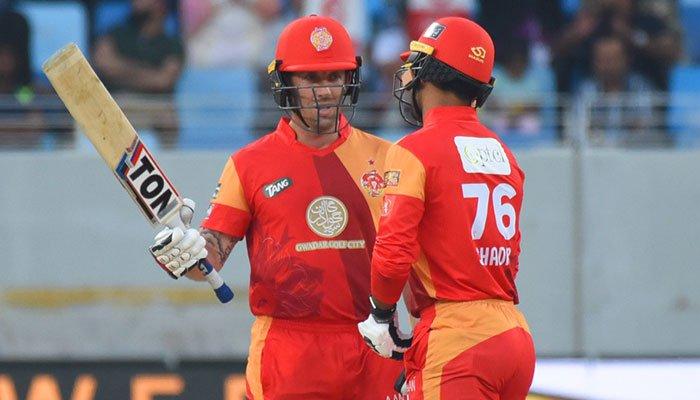 PSL2018 : ल्युक रोंची की 39 गेंदों पर 94 रन की तूफानी पारी से इस्लामाबाद यूनाइटेड पहुंचा फाइनल में 11