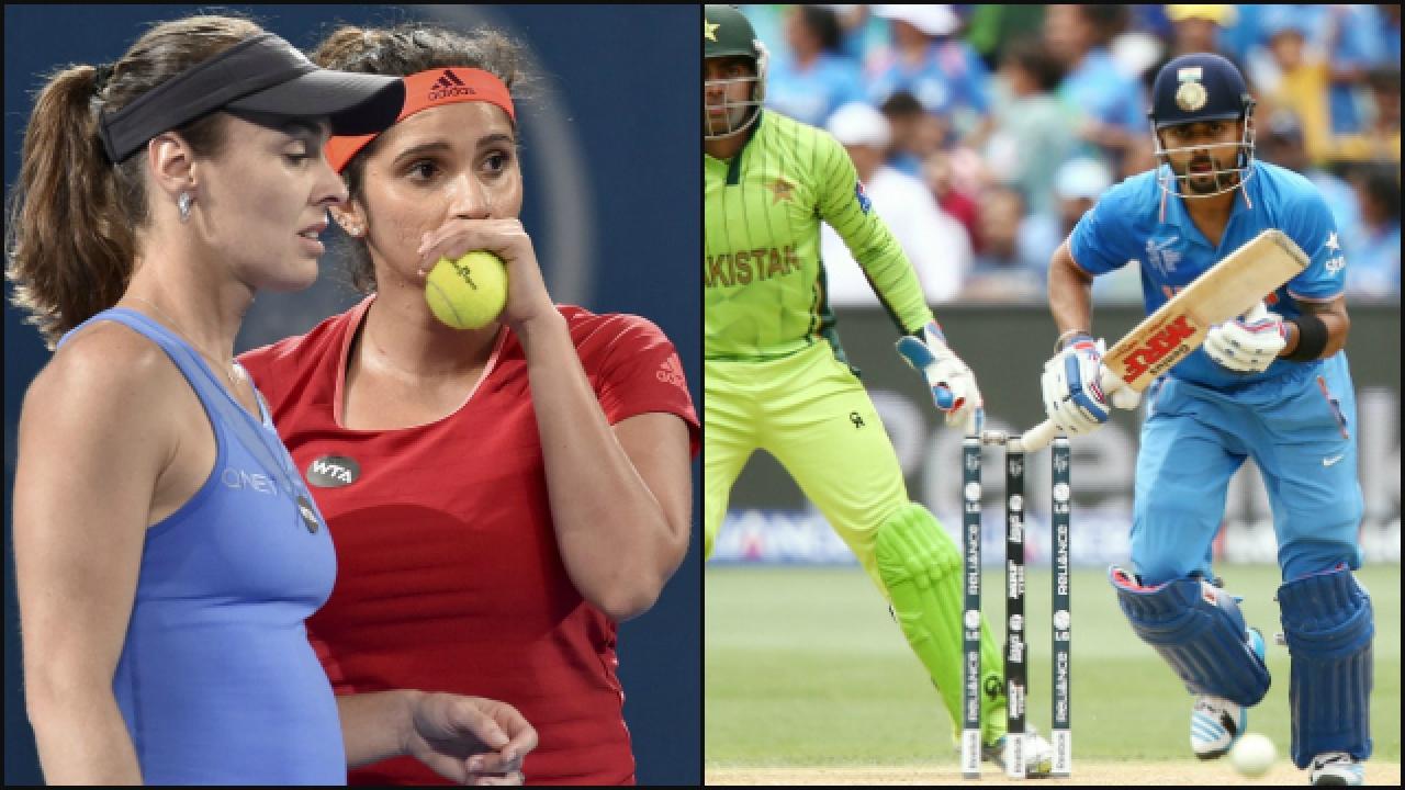 सानिया मिर्जा का चहेता कोहली नहीं बल्कि ये क्रिकेटर है, खुद किया खुलासा 20